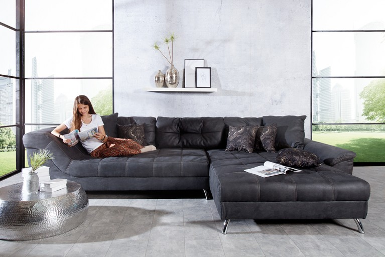 sofas couchs designerm bel g nstig riess. Black Bedroom Furniture Sets. Home Design Ideas