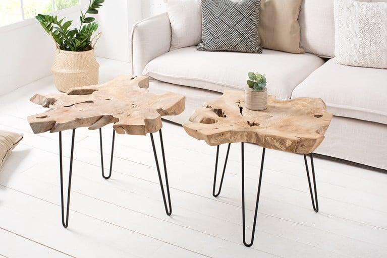Couchtisch Holz Design couchtische truhen riess ambiente de