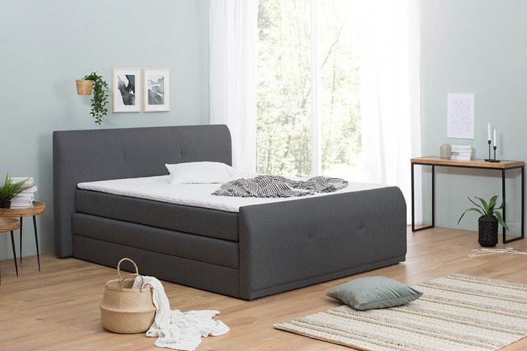 Boxspringbett design rund  Betten   Riess-Ambiente.de