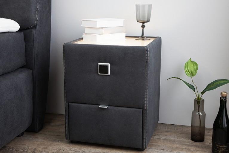 nachttische riess. Black Bedroom Furniture Sets. Home Design Ideas