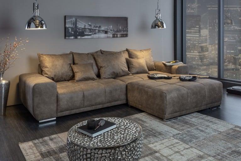Zahlreiche Design XXL Sofa | Riess-Ambiente.de