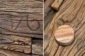 Massiver Esstisch BARRACUDA antik Teak Holz mit Stahl Kufenfüßen 240cm inkl. Glasplatte