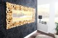 Riesiger Barock Spiegel VENICE gold antik 90x180cm