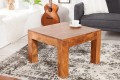 Couchtisch aus Akazie MONSOON 60cm Markant Finish gemasert