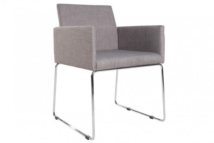 Eleganter design stuhl livorno strukturstoff grau for Eleganter design stuhl livorno strukturstoff grau