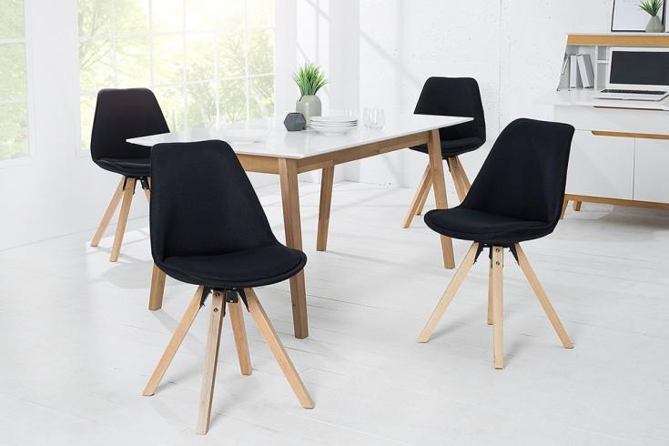 Stuhl scandinavia meisterst ck massivholzbeine for Stuhl scandinavian design