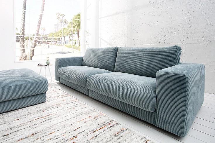 design sofa seventies von candy lifestyle hellblau riess. Black Bedroom Furniture Sets. Home Design Ideas