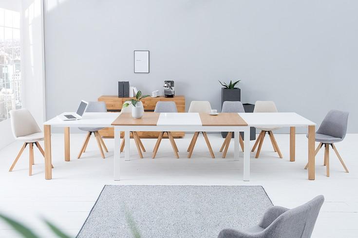 ausziehbarer xxl design esstisch goliath 180 240 300 360. Black Bedroom Furniture Sets. Home Design Ideas