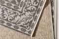 Eleganter In- & Outdoorteppich LOTUS Royal 160 x 230cm grau Lotus Summer Collection
