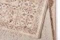 Eleganter Design Teppich MAYA 160x230cm Creme Taupe Vintage