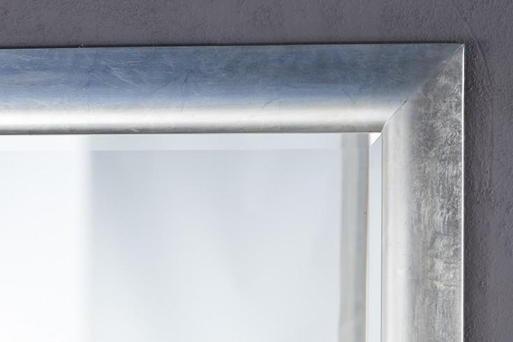 gro er moderner design spiegel espejo silber 180x85 cm wandspiegel riess. Black Bedroom Furniture Sets. Home Design Ideas