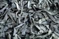 Exklusiver Vintage Teppich WILD WEST grau Echtleder Shaggy 160x230cm