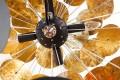 Design Hängeleuchte INFINITY schwarz gold Pendelleuchte