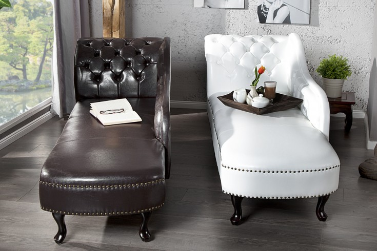 design chesterfield r cami re in dark coffee riess. Black Bedroom Furniture Sets. Home Design Ideas