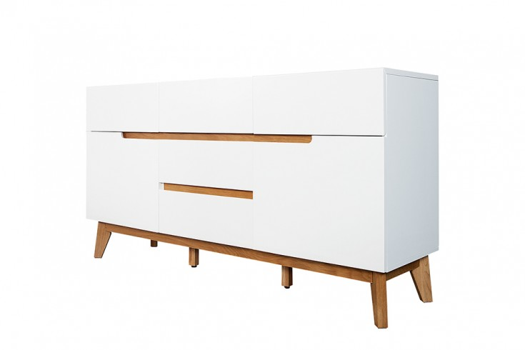 Design sideboard cervo kommode edelmatt lackiert for Kommode cervo