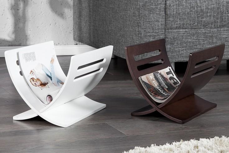 design zeitungsst nder news wenge coffee magazinst nder. Black Bedroom Furniture Sets. Home Design Ideas