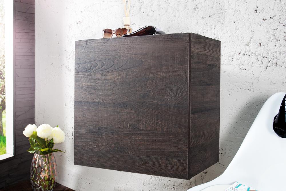 moderner design cube eiche wenge optik h ngew rfel made in. Black Bedroom Furniture Sets. Home Design Ideas
