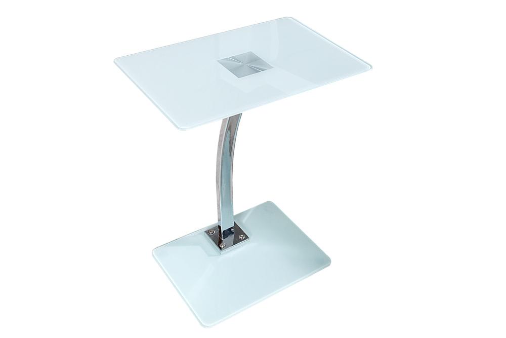 design tablet laptop butler tisch beistelltisch wei. Black Bedroom Furniture Sets. Home Design Ideas