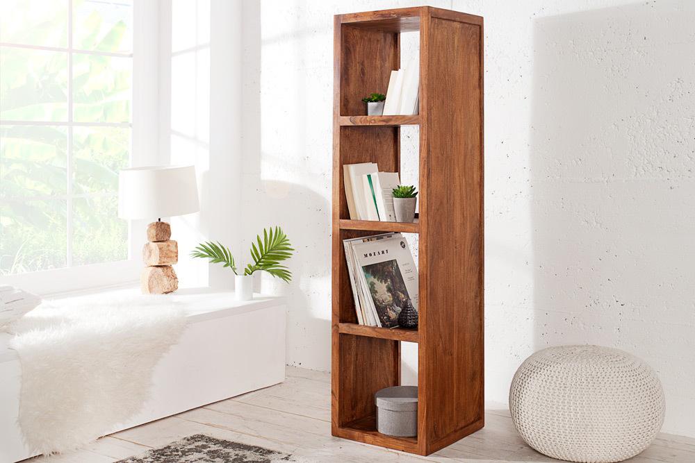 lowboard monsoon b cherregal 150 cm massiv akazie markant. Black Bedroom Furniture Sets. Home Design Ideas