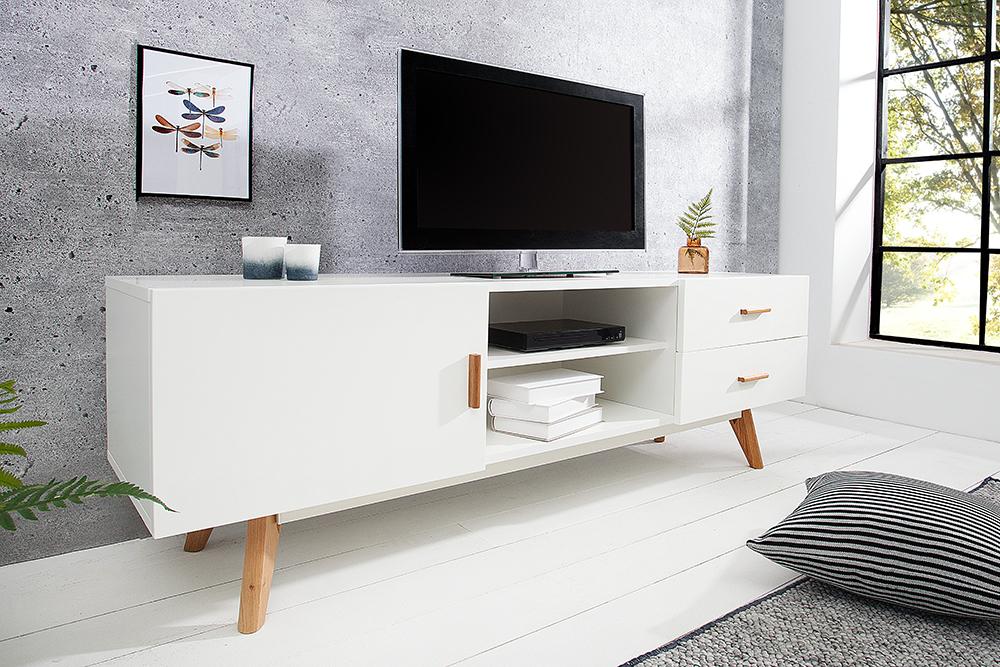 Design lowboard weiß  TV- & Lowboards | Riess-Ambiente.de