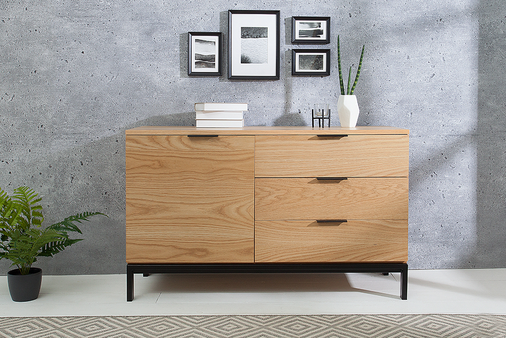 sideboard 110 cm hoch kommode landhaus mit schubladen sideboard badschrank highboard cm hoch. Black Bedroom Furniture Sets. Home Design Ideas