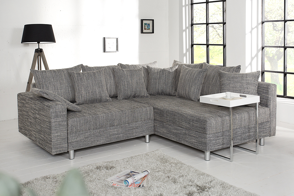 federkern sofa perfect design ecksofa mit hocker loft weiss grau federkern sofa with federkern. Black Bedroom Furniture Sets. Home Design Ideas