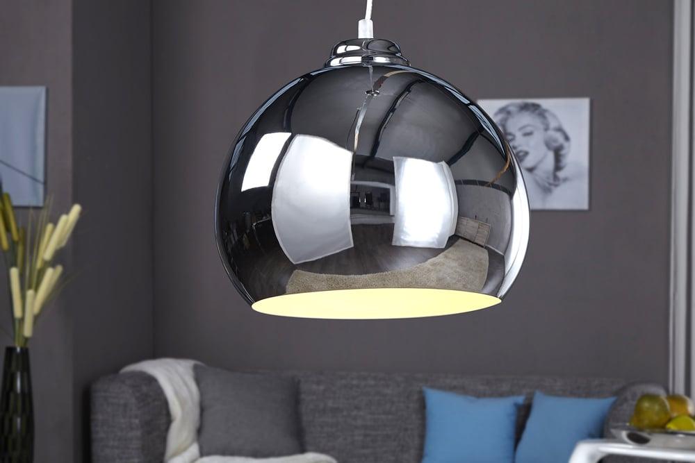 exklusive designer h ngeleuchte chromagon riess. Black Bedroom Furniture Sets. Home Design Ideas