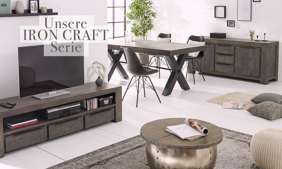 Die schönsten Mangoholz-Möbel