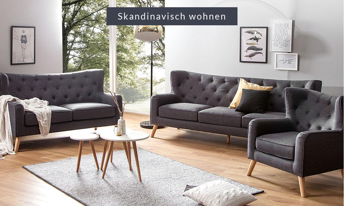 Der Scandi Look für jeden Raum
