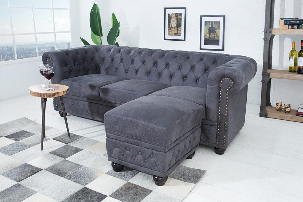 Im eleganten Chesterfield Design